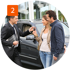 Your Friend will get a great vehicle purchase deal